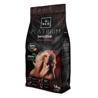 Rex Platinum Sensitive losos 3 kg
