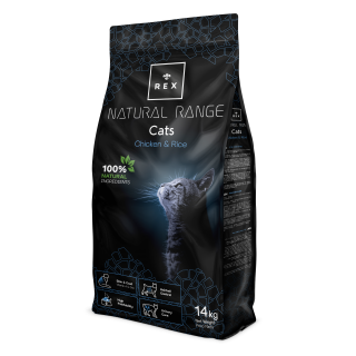 Rex Natural Range Chicken Rice 14 kg
