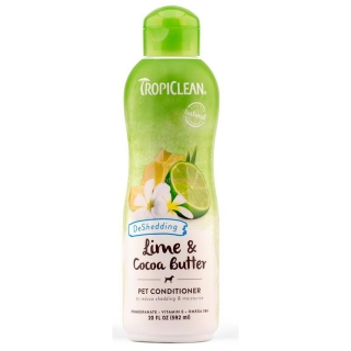TropiClean Lime & Cocoa Butter 355ml šampon