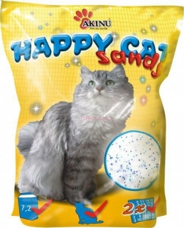 HAPPY CAT Sandy 7,2 L