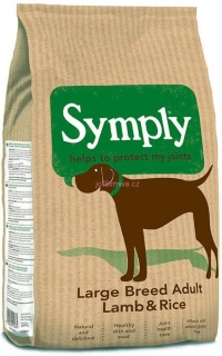 Symply Large Breed Adult Lamb 12 kg