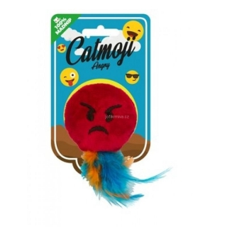 Catmoji Jolly catnip anger