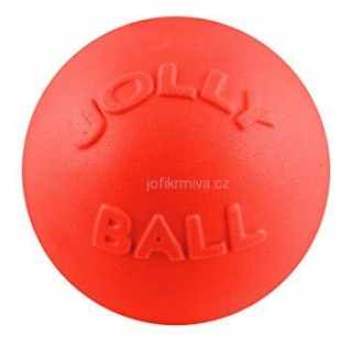 Jolly Ball Bounce-n-Play 15 cm M oranžový