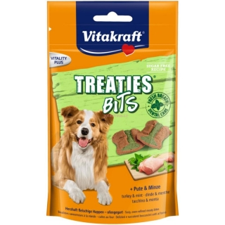 TREATIES krůtí s mátou 120g Vitakraft