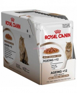 Royal Canin Cat Ageing +12 Jelly