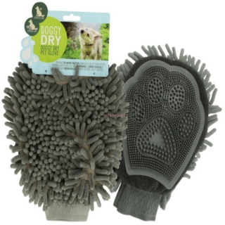 Oboustranna rukavice na chlupy Pet Glove