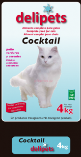 DELIPETS  CAT COCKTAIL  20kg