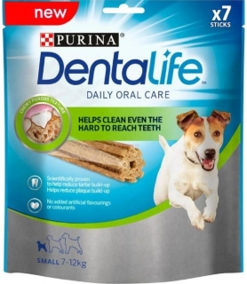 Purina Dentalife Small 7 ks 115 g