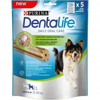 Purina Dentalife Medium 5 ks 115 g