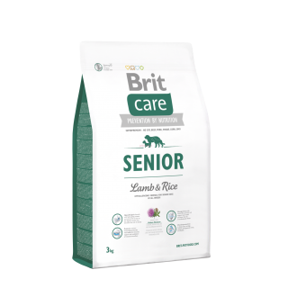 Brit Care Senior & Rice 3kg