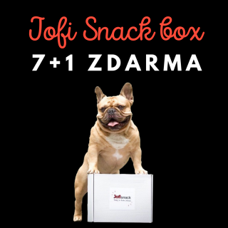 Jofi Snack Box, 8 x 100g