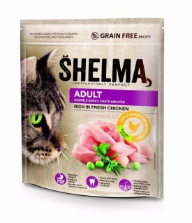 Shelma cat Freshmeat adult chicken grain free 750g