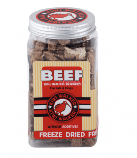 KIWI WALKER Freeze Dried Beef 40g